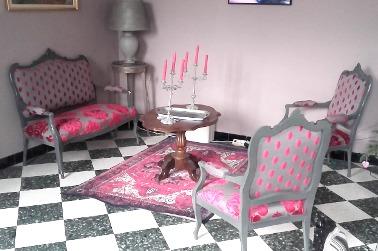 ils ont eux m me restaurer ou tapisser leur fauteuil ou for comment retapisser un fauteuil - Comment Retapisser Un Canape
