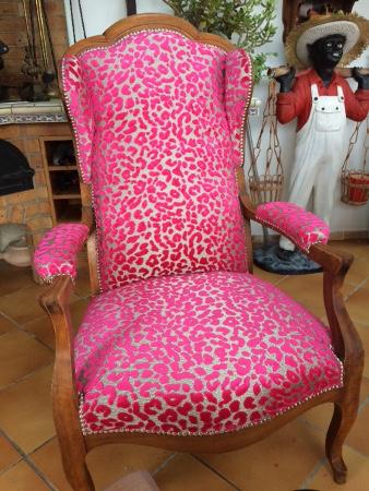 chaise - Restaurer Un Fauteuil Voltaire