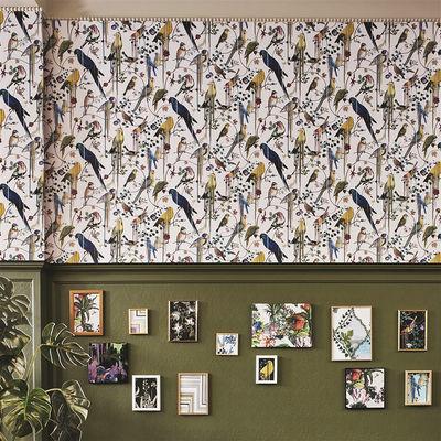 papier peint epais pour birds of sinfonia papier peint revtement mural intiss lavable oiseaux. Black Bedroom Furniture Sets. Home Design Ideas