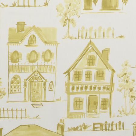 maison tissu enfant lavable imprim pour fauteuil et. Black Bedroom Furniture Sets. Home Design Ideas