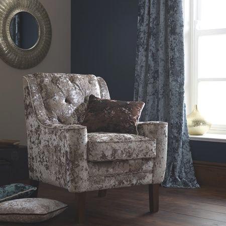 les tissus d 39 ameublement pour tapisser les fauteulis vendus par la rime des matires. Black Bedroom Furniture Sets. Home Design Ideas