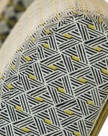 ganton tissu ameublement motifg om trique contemporain pour fauteuil et canap et rideaux de. Black Bedroom Furniture Sets. Home Design Ideas