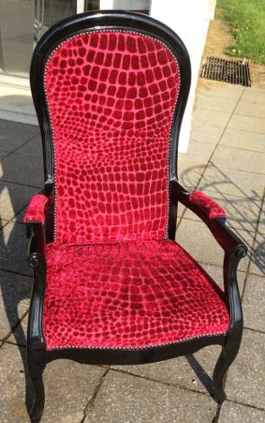 tissu ameublement fauteuil voltaire 28 images les. Black Bedroom Furniture Sets. Home Design Ideas
