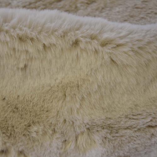 Tissu casal fausse fourrure pour jet s et plaids - Plaids fausse fourrure pour canape ...