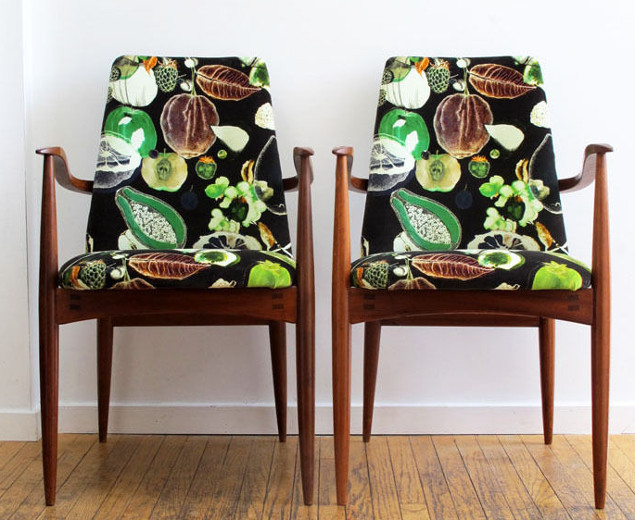 tissu soft manaos imprim velours exotique pour fauteuil canap jet de lit et rideaux de. Black Bedroom Furniture Sets. Home Design Ideas