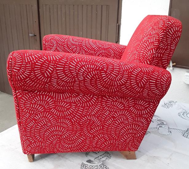 Les tissus d ameublement pour tapisser les fauteuils club vendus par