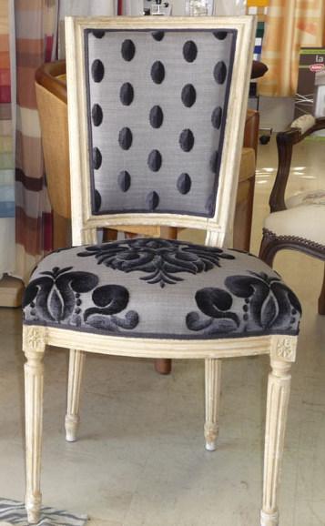 les tissus d 39 ameublement pour chaise fauteuil cabriolet et canap style louis xvi vendus par. Black Bedroom Furniture Sets. Home Design Ideas