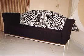 Les tissus d 39 ameublement pour tapisser les canap s vendus for Canape zebre